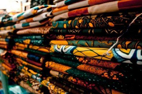 african waxprint