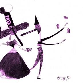'Jam Tart', by Nedā Azimi