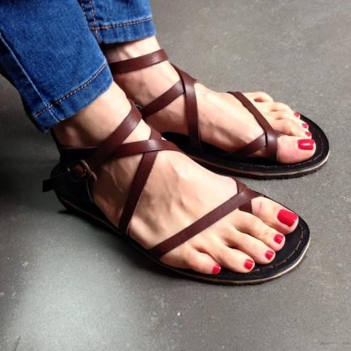 sandali piedi